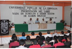 Universidad Popular de La Chontalpa Cárdenas México Foto