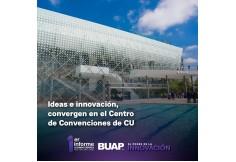 Centro Benemérita Universidad Autónoma de Puebla Foto