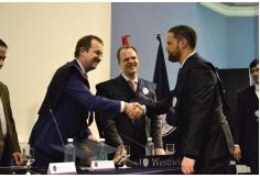 Foto Centro Westfield Business School Estados Unidos